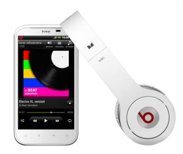 HTC Sensation XL with Beats Audio solo