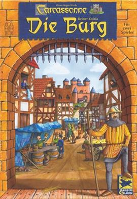 Carcassonne: Zamek
