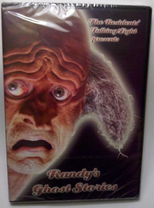 The Residents:Randy's Ghost Stories DVD