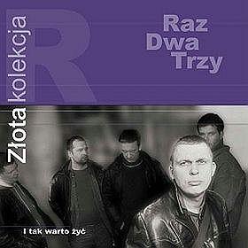 Płyta Raz, Dwa, Trzy - Złota Kolekcja