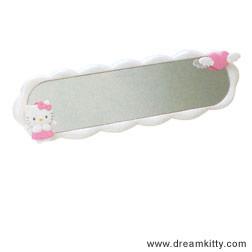 mini lusterko z hello kitty =)