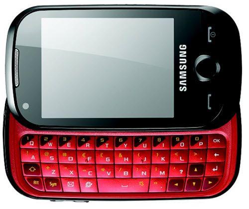 Telefon komórkowy Samsung Corby Pro