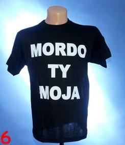 Taką koszulkę