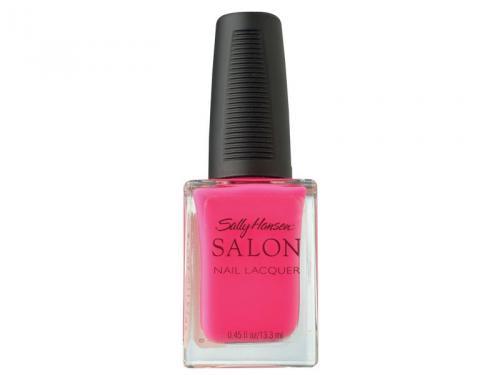 Różowy lakier do paznokci (odcień podobny do tego na zdjęciu)