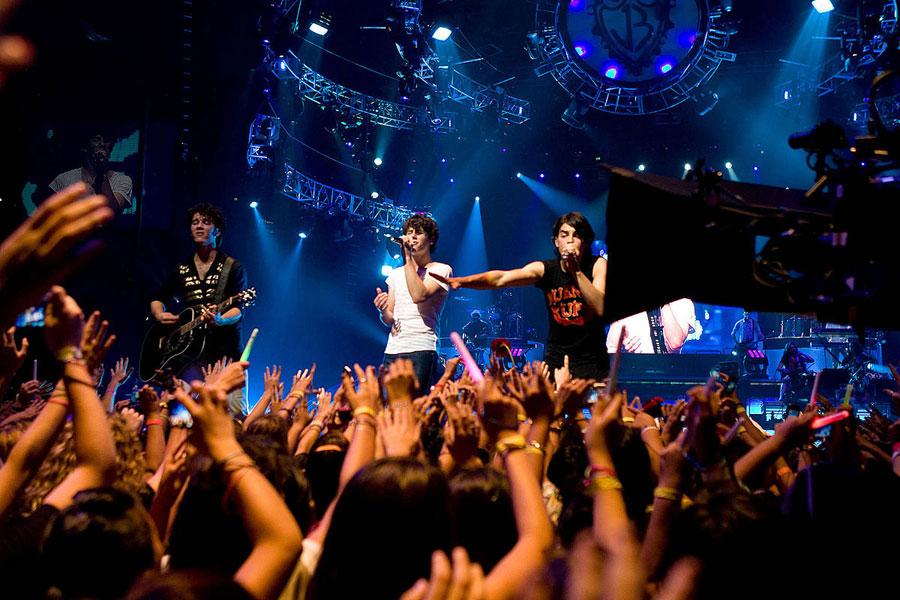 Iść na koncert Jonas Brothers