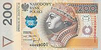 200 złoty