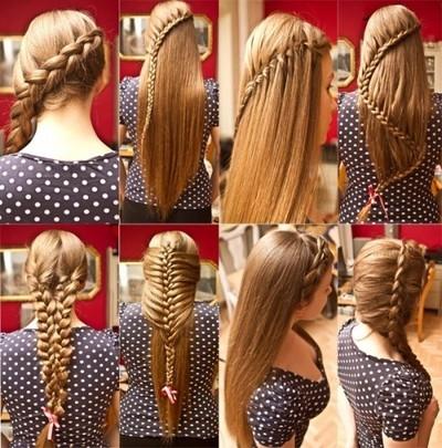 Umieć  zrobić te wszystkie fryzury!!!