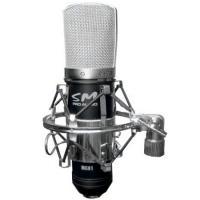Mikrofon kondensacyjny, studyjny