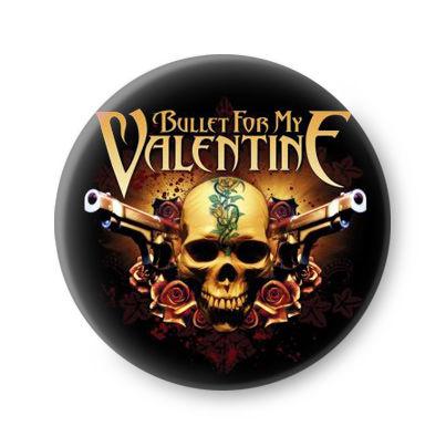 kapsel Bullet For My Valentine