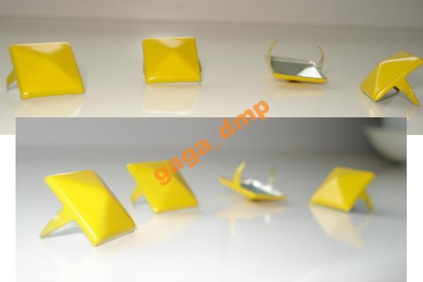 Żółte ćwieki