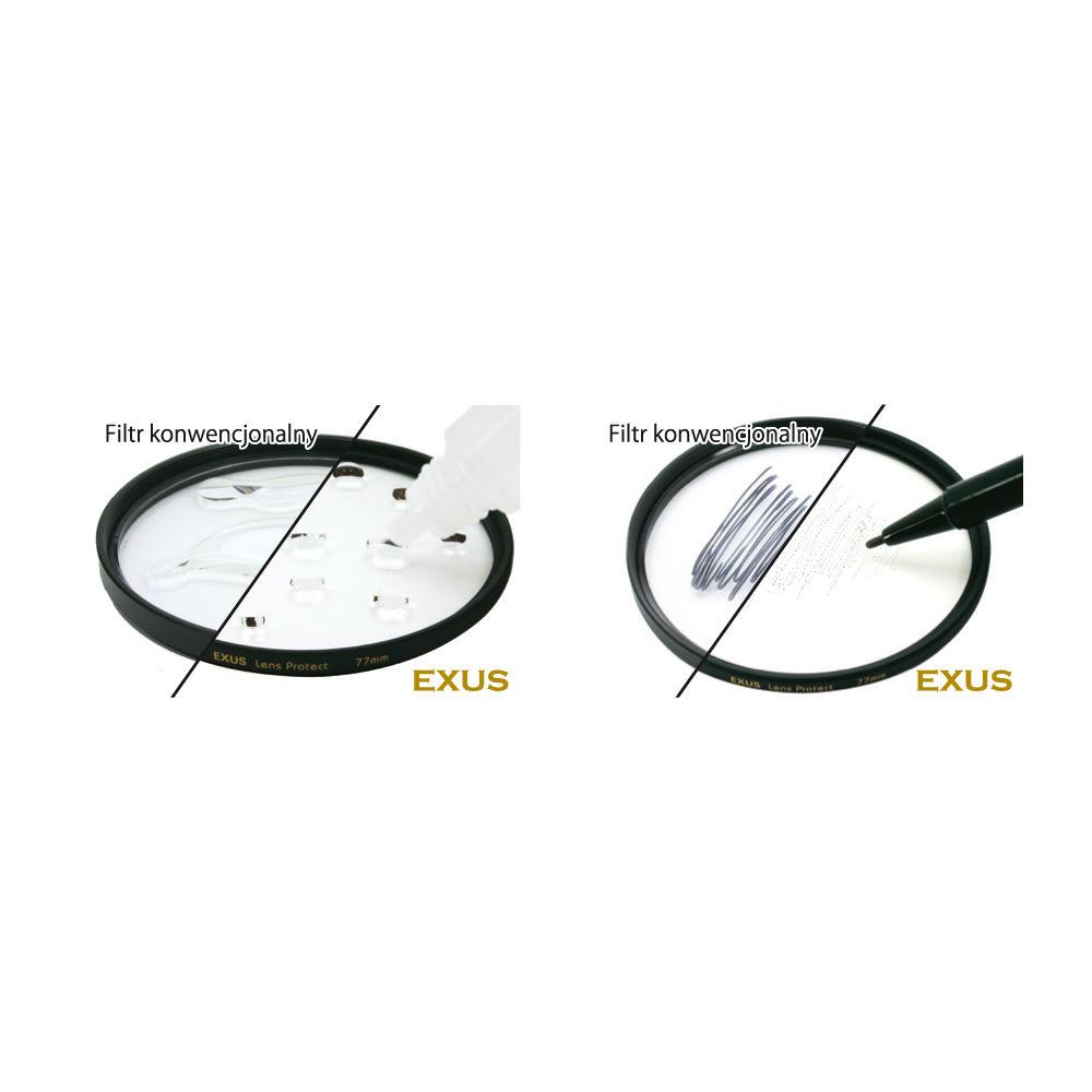 MARUMI EXUS Filtr fotograficzny UV 67mm