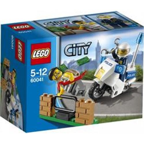 Lego City 60041 Pościg Za Przestępcą
