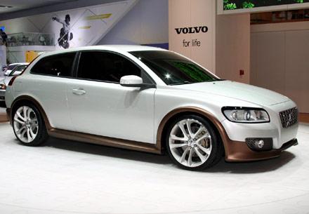 Samochód Volvo C30 1.8