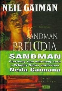 Sandman. Tom 1. Preludia i nokturny
