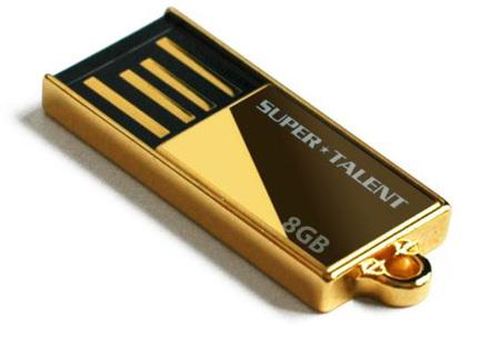 Najmniejszy pendrive na świecie! Supertalent Pico-C 8GB