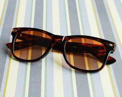 okulary wayfarer panterka