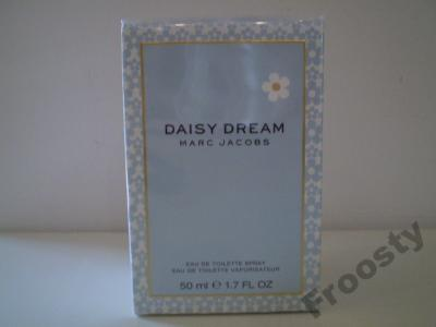 MARC JACOBS DAISY DREAM 50ML TOTALNA NOWOSC 2014!!