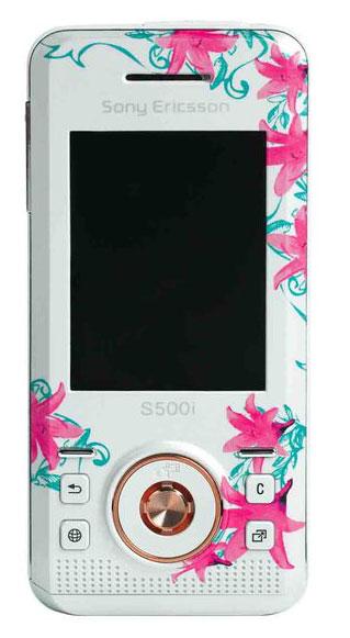 Sony ericsson s500 i схема