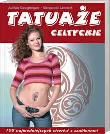 Tatuaże celtyckie - książka - KDC