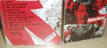Płyta Tokio Hotel Schrei