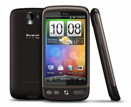 Telefon komórkowy HTC A8181 Desire