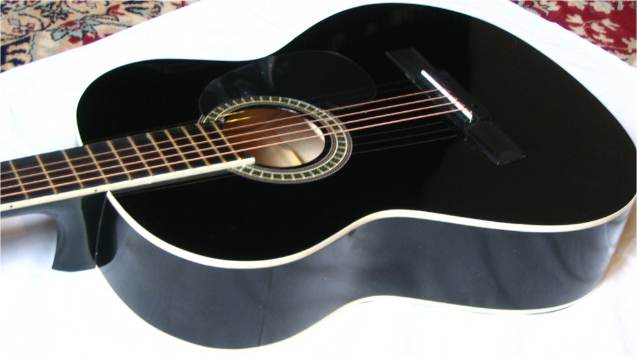 Nauczyć się grać na gitarze