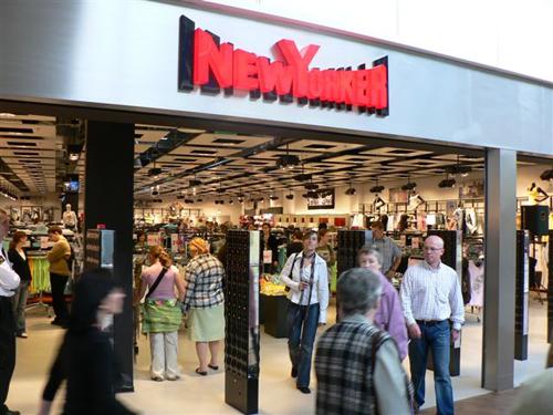 Sieć sklepów NewYorker