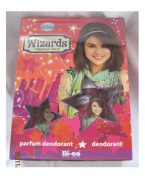 perfumy Czarodzieje z Waverly Place