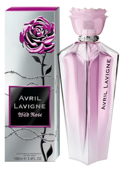 Perfumy Avril Lavigne Wild Rose