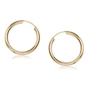 ZŁOTE KOLCZYKI - MODEL ZKA0124 - Biżuteria złota - Kolczyki - Biżuteria YES