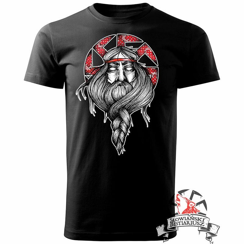 Koszulka Swaróg - Męska, Czarna   M