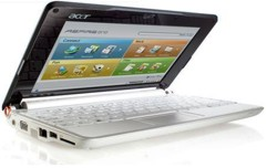 Acer Aspire ONE AOA150-Bw  (pearl white)
