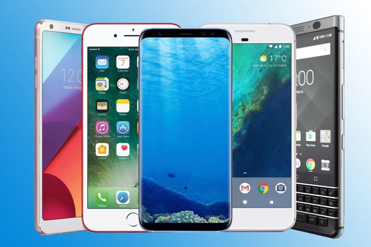 Rodzaje wyświetlaczy w telefonach - Najlepszy ranking telefonów