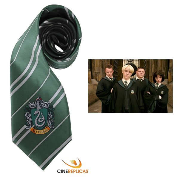 Krawat SLYTHERIN Harry Potter ^^