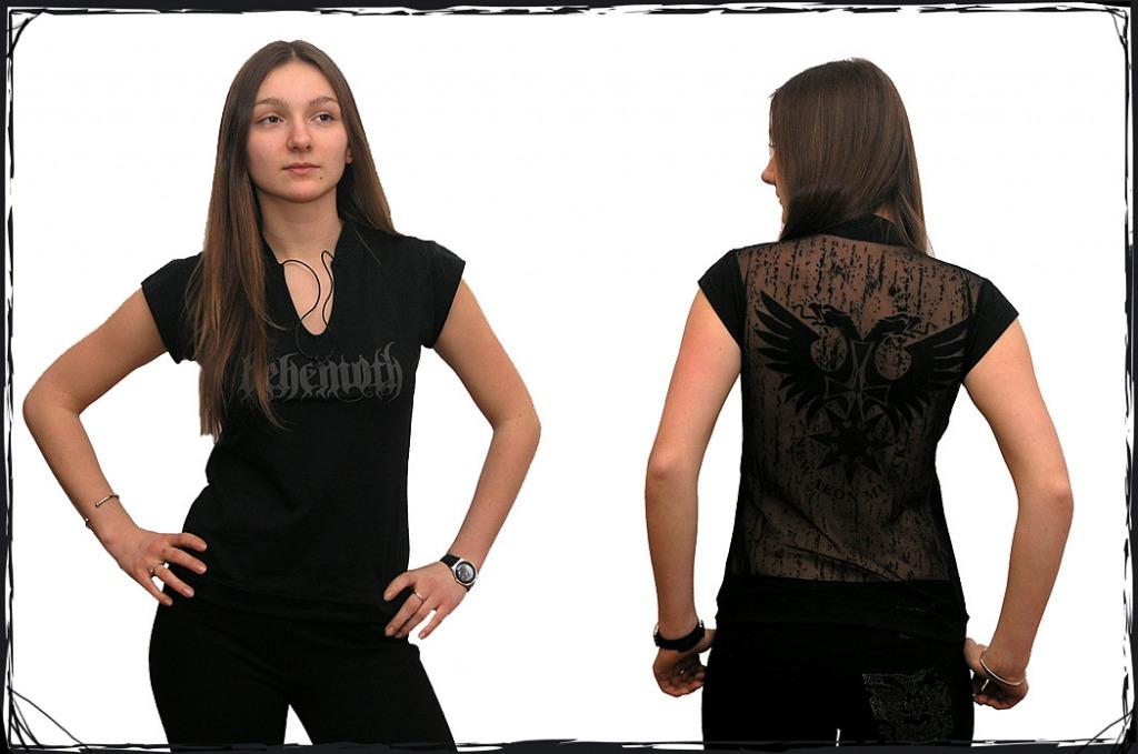 bluzeczka dziewczęca BEHEMOTH - FLOCK TATTO