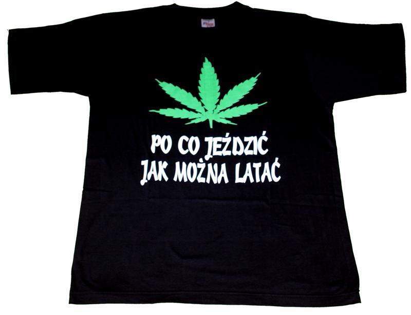 Śmieszna koszulka ;-)