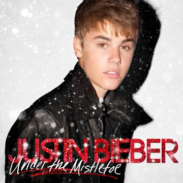 płyta Justin Bieber - Under The Mistletoe