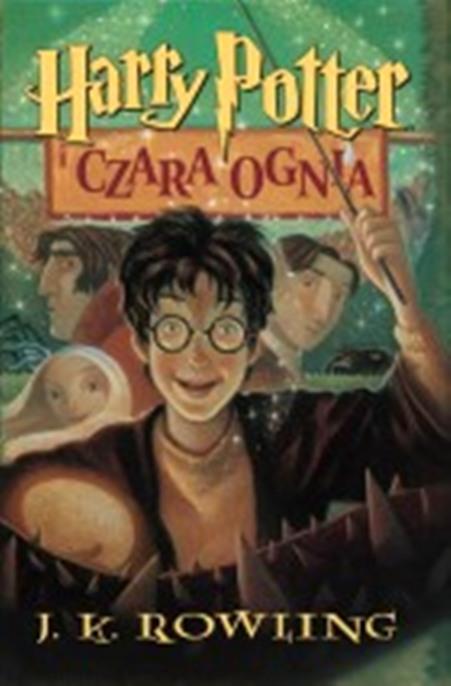 harry potter i czara ognia książka