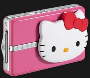 Aparat Hello Kitty