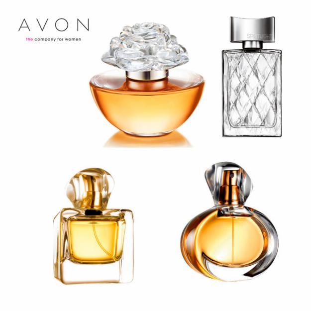 Jakieś perfumy z avonu