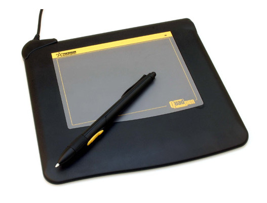 Tablet Pentagram Quadpen