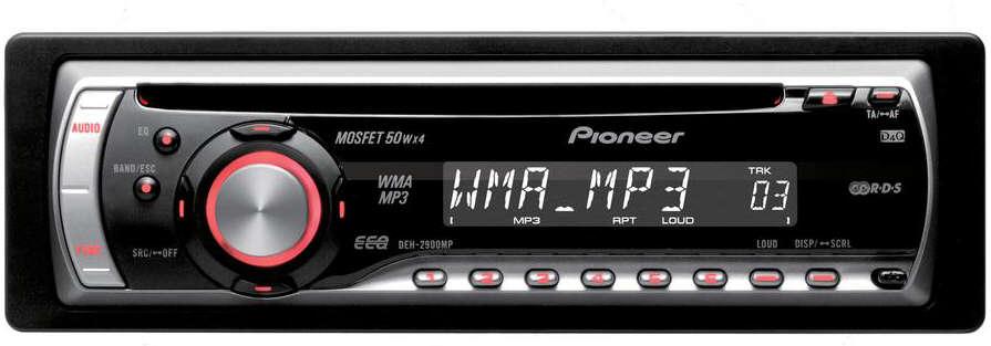 Radio CD+MP3