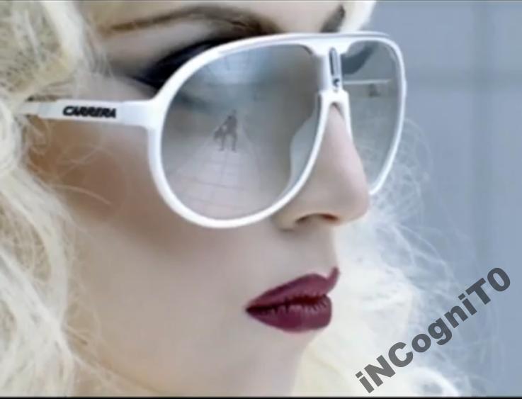 Okulary - Lady Gaga