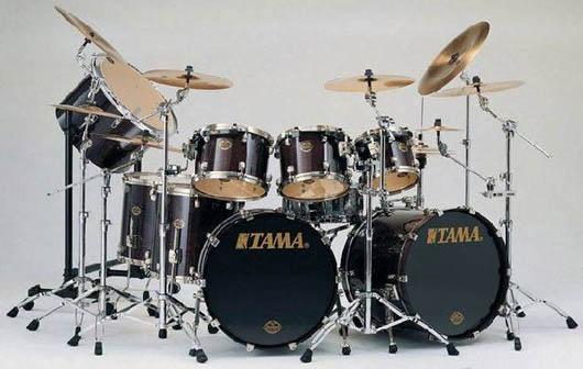 Perkusja Tama Starclassic Maple