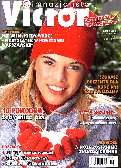 Prenumerata Victora Gimnazjalisty