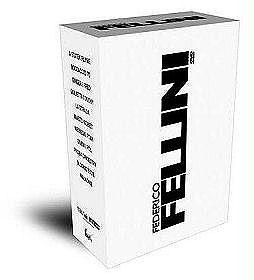 Federico Fellini (pakiet 11 filmów na DVD)