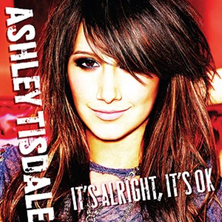 nowa płyta Ashley Tisdale: It's alright, it's OIK