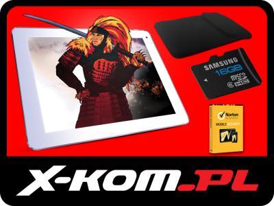 Tablet SHIRU Emperor 10 4x1.6GHz 32GB 2G 4.1+120zł