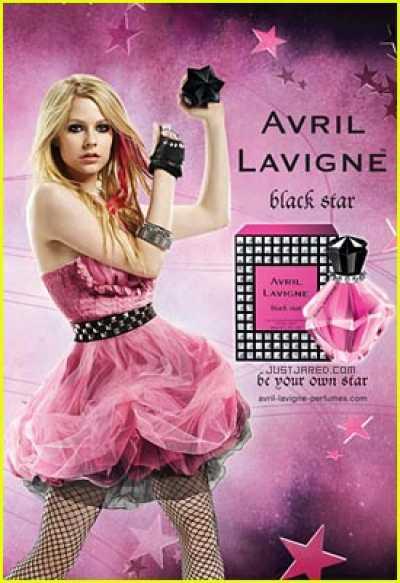 Perfumy Avril Lavinge
