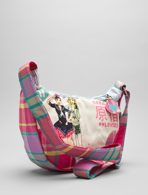 Torba Harajuku Lovers by Gwen Stefani 'Mad For Madras'